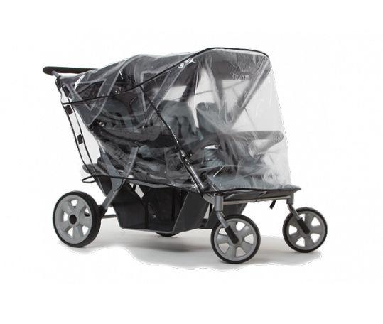 Regenschutz für 4er Chilhood-Buggy