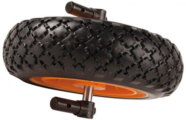 60503 EVA-Rad vorn/hinten für vers. Typen, inkl. Halter