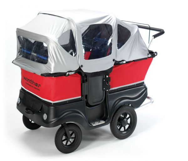 Zubehör für Turtle Kinderbus de Luxe für 4 Kinder
