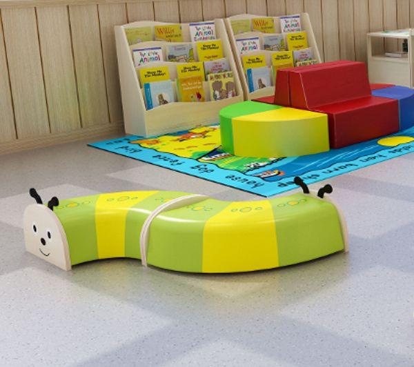 Mini Sofa Raupe / Sofa & Seat Caterpillar
