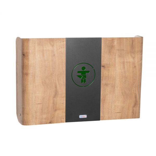 Wandwickeltisch KAWAQ horizontal design