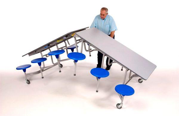 12er-Tisch-Sitz-Kombination Sico, 43,5cm Sitzhöhe