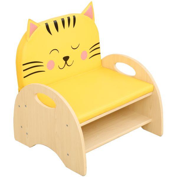 Stuhlkissen Katze