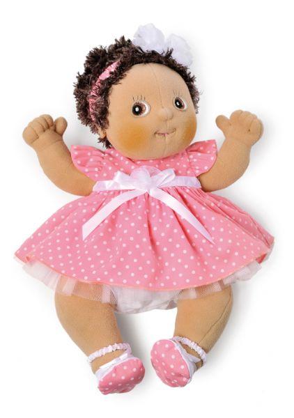 Kleidchen Pretty für Rubens Baby