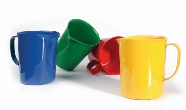 Universalkanne 1,5 l, Ø 13 cm, H 16 cm Polycarbonat