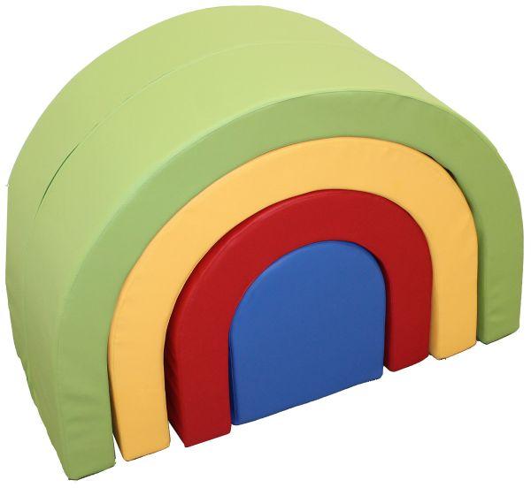 Tunnel-Elemente 4 tlg.