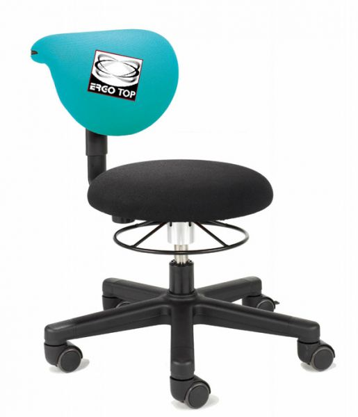 "Chairgo Smoover K ""Stoff"" mit 3D-Ergo-Top-Mechanik"
