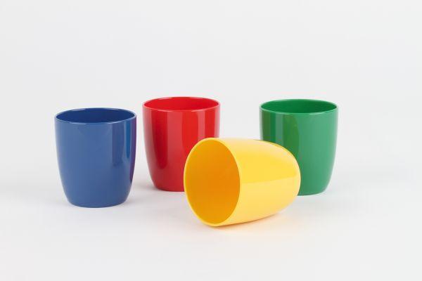 Kinderbecher 0,18 l, Ø 6,5 cm, H 7,5 cm Material aus Polycarbonat