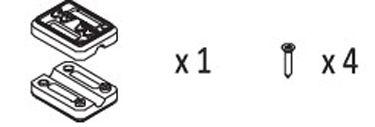 8850802 Pedal-Satz für FunCart Large 487