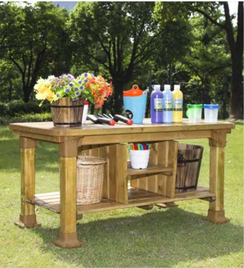 Outdoor Tisch