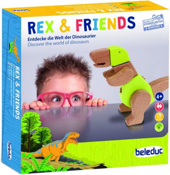 REX & Friends