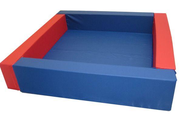 Ballbecken 5-teilig 250x250x40 cm