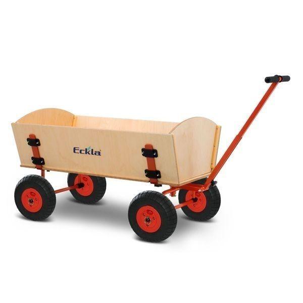 ECKLA Bollerwagen 77902 Trak Long 100 cm