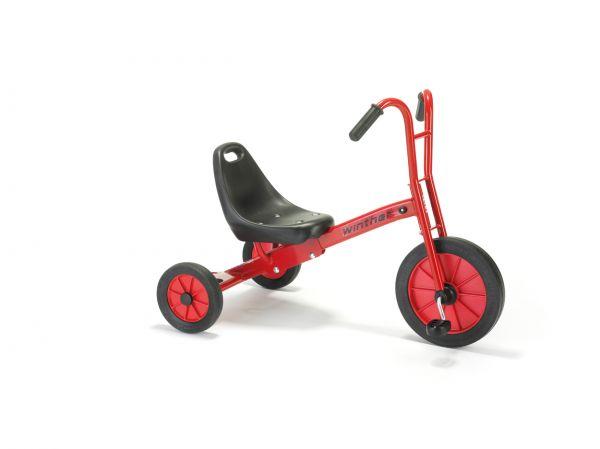Winther Dreirad Maxi, verstellbarer Sattel