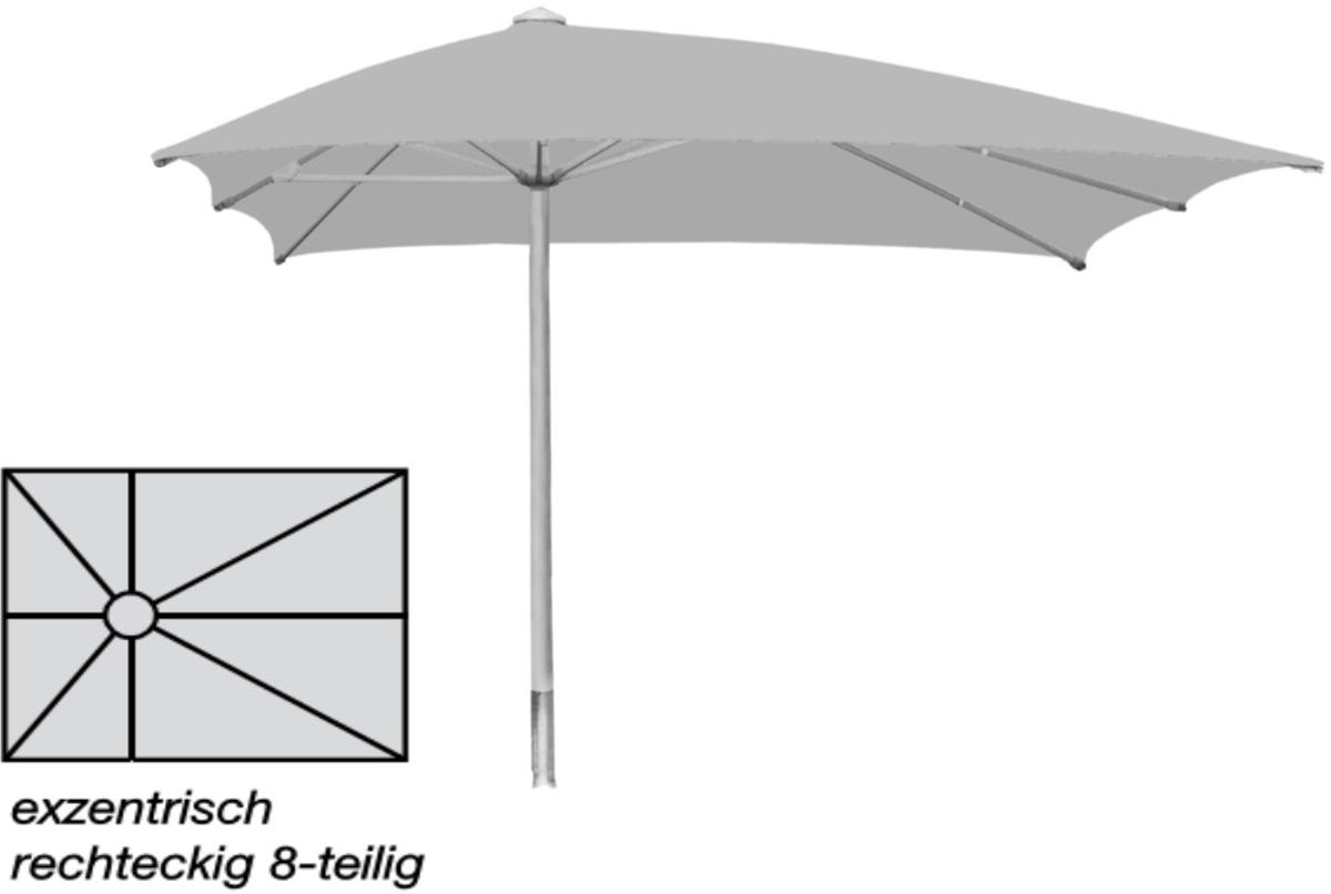 sonnenschirm ro flex sombrero facil exzentro rechteck. Black Bedroom Furniture Sets. Home Design Ideas