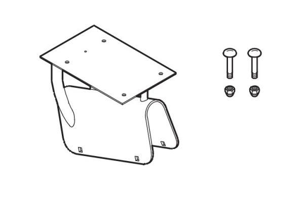 8850582 Gestell für Sattel 569 / bis 8/2011