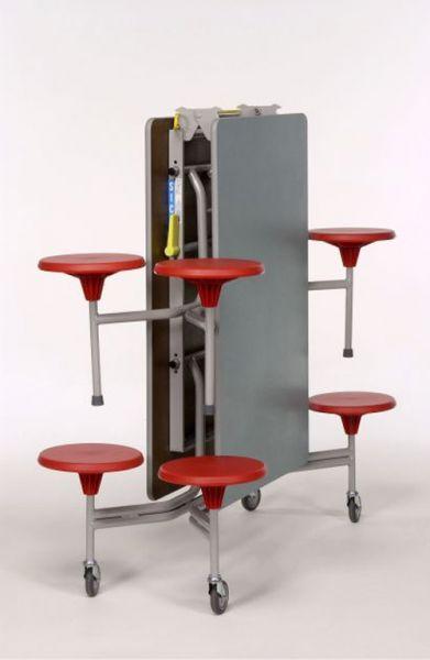 8er-Tisch-Sitz-Kombination Sico, 43,5cm Sitzhöhe