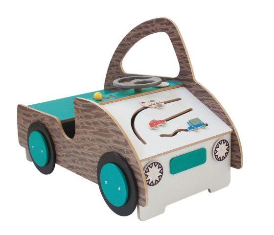 Spielstation Auto klein