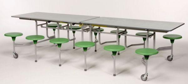 12er-Tisch-Sitz-Kombination Sico, 36,0cm Sitzhöhe