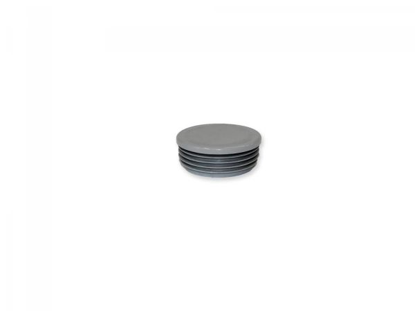 """Abdeckkappe - Abschlussdeckel aus Kunststoff Sonnensegel Pfosten 1,5"""" Zoll / 48,3 mm"""