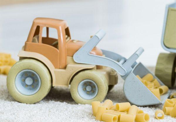 BIO PLAST Traktor, 32 cm