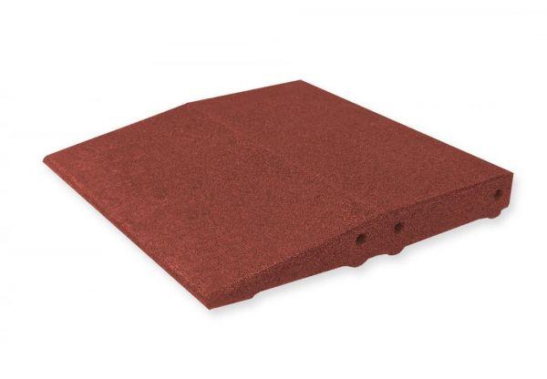 Fallschutz Randplatten 65 mm, 500x500x65 mm