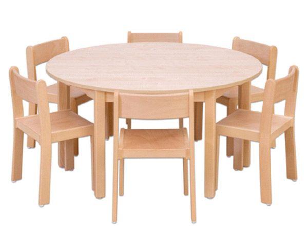 Kombi-Sparset Tisch/Stühle Set 12