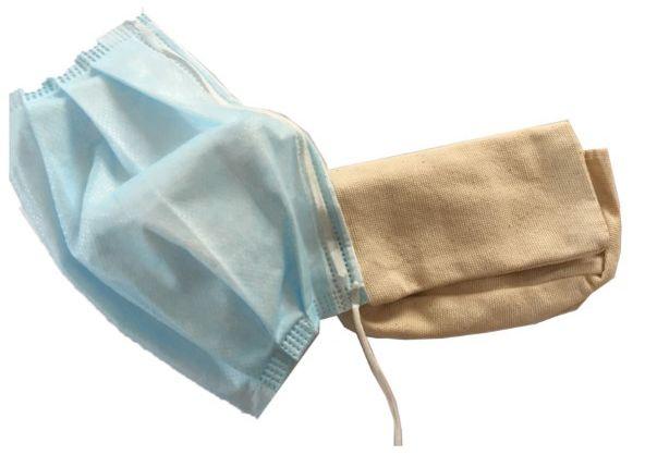 Mäppchen zur Aufbewahrung der Masken 12-Set