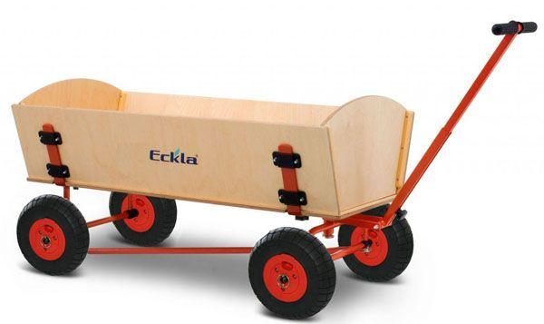 Bollerwagen Trak XXL 120cm m. H-Lenkung