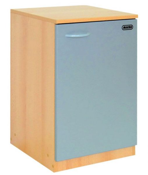 Kühlschrank Unterschrank mit Schublade für Küchenzeile LEA 40 x 60 x 42 cm