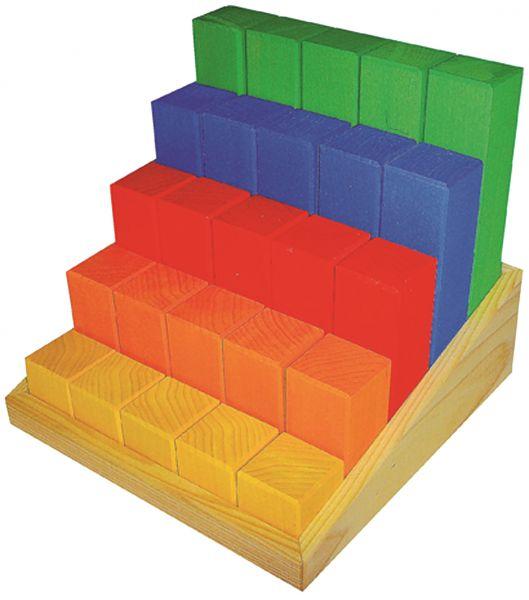 Junior-Treppe 25tlg. Bauspiel
