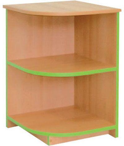 Abschlussschrank für Küchenzeile LEA 40 x 60 x 42 cm links