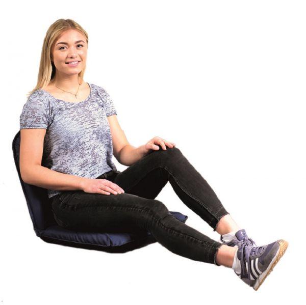 Sanus-Bodensitz Sitzfix / perfekt für Innen und Außen