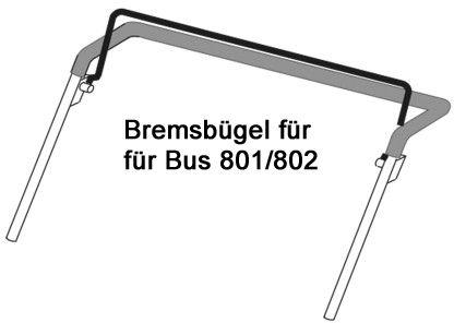 8815769 Bremsbügel für Turtle Bus 801/802