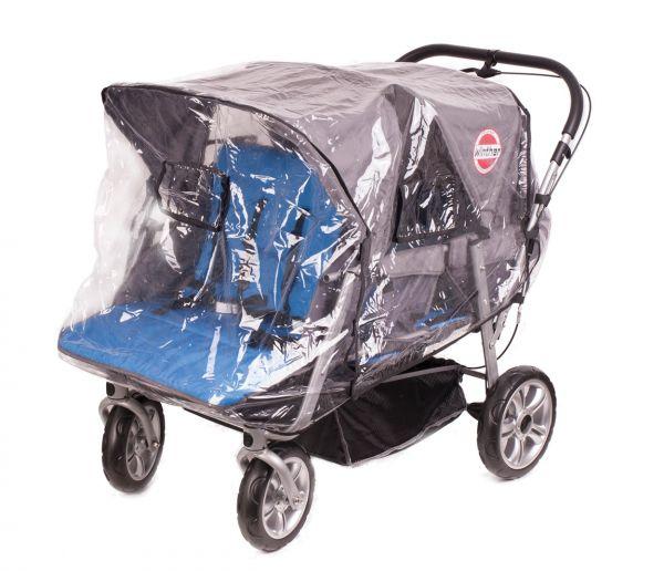 8900976 Regenschutz für Buggy 4 Kids ST4