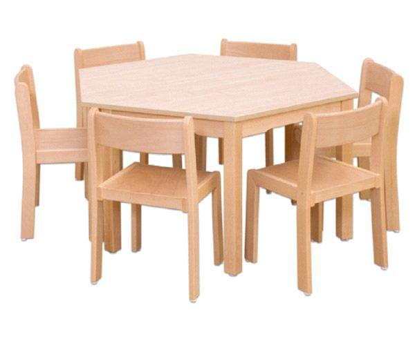 Kombi-Sparset Tisch/Stühle Set 20
