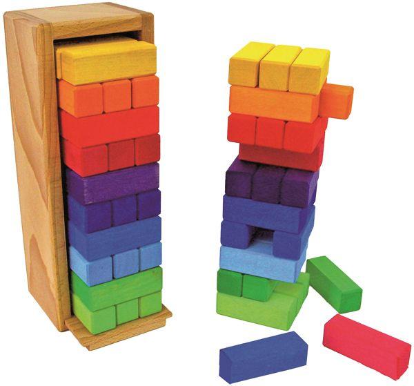 Das Stapelspiel 33tlg. Bauspiel