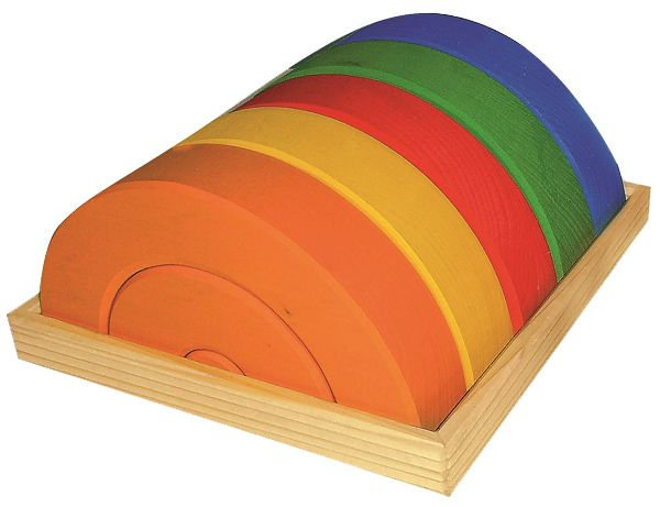 Junior-Bogen-Set 15tlg. Bauspiel