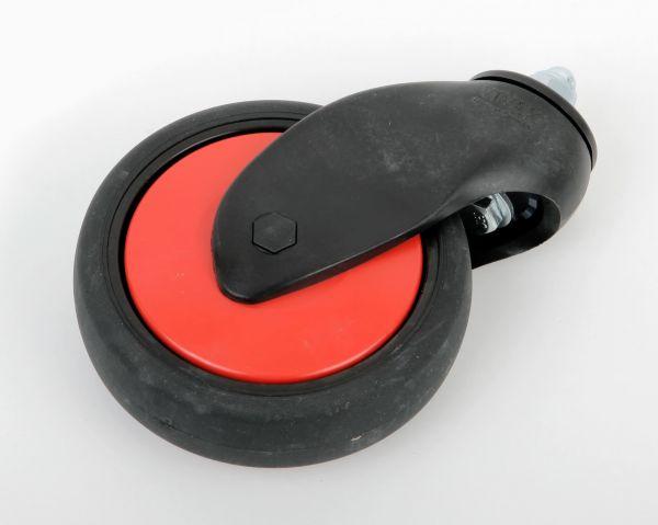 8850589 kleines graues Rad kompl. Swingcard 464/470 (neue Version) Ø 125mm