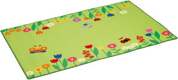 Spielteppich Blumenwiese