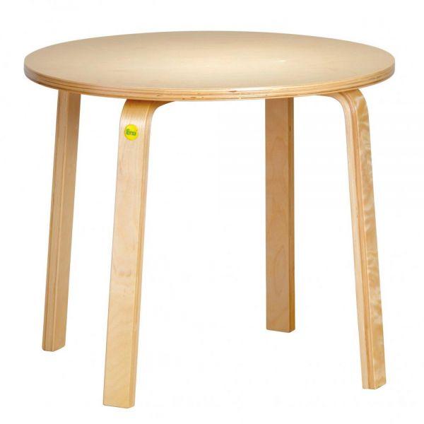 Tisch Ø 60 cm aus Formholz