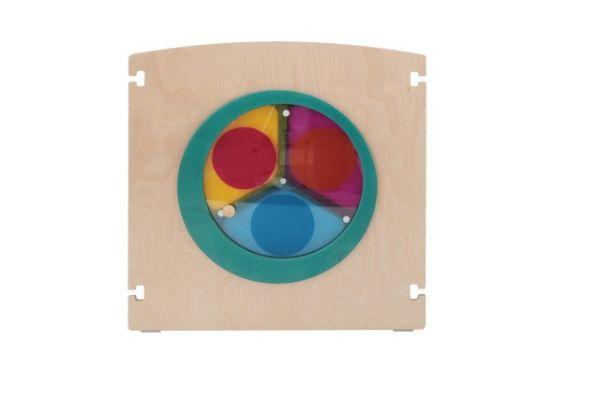 Raumteiler Farblichter 75x75 cm