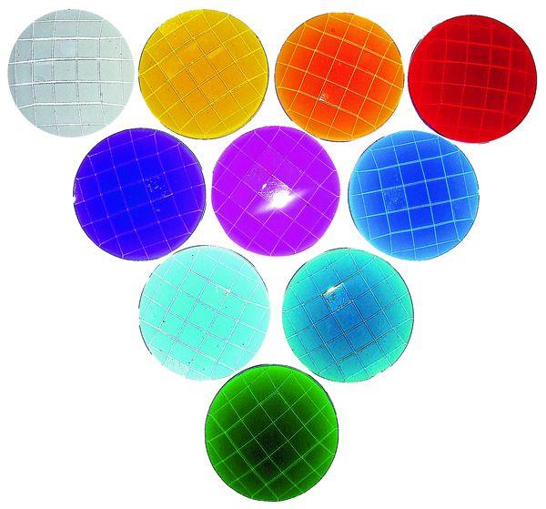 Funkelsteine 50 Stck, transparent Bauspiel