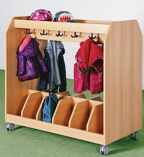 Taschenwagen für 12 Taschen