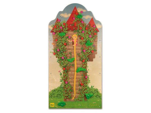 Kletterwand Rapunzel 3+-