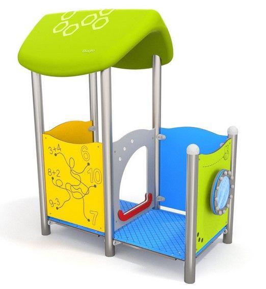 Spielhaus - Spielturm für U3 geignet