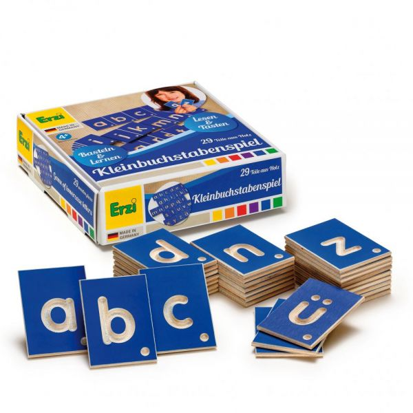Lernspiel Kleinbuchstaben