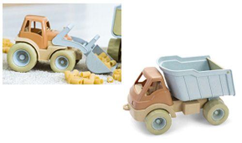 BIO PLAST Sand-Fahrzeuge 2tlg