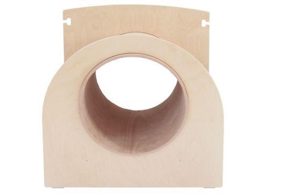 Raumteiler Kriechtunnel 60 cm lang, Ø 43 cm
