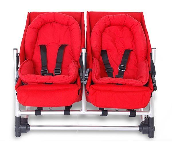 Duo-Babysitz für Rambler Kinderwagen